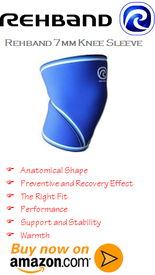 rehband 7mm knee sleeve