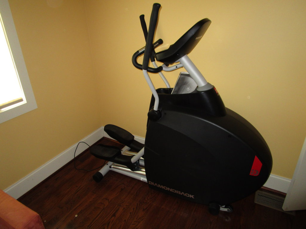 Diamondback 1260Ef Elliptical